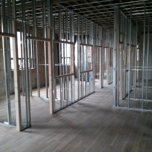 Toronto Metal Stud Framing