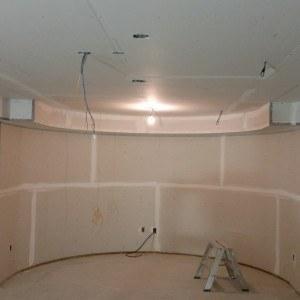 Drywall Taping & Finishing